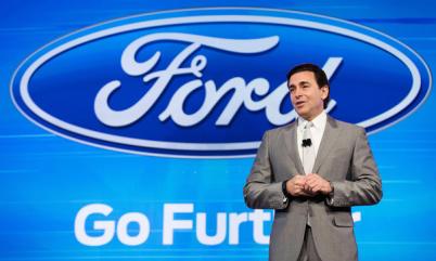 福特10亿美金豪赌智能出行有几成胜算?| 科技说