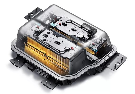 插电式混动车别克VELITE 6采用新一代模块化高性能三元锂离子电池组