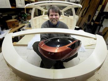3D打印:万能造车机?