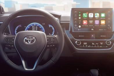 丰田不久将支持谷歌Android Auto车载信息娱乐平台