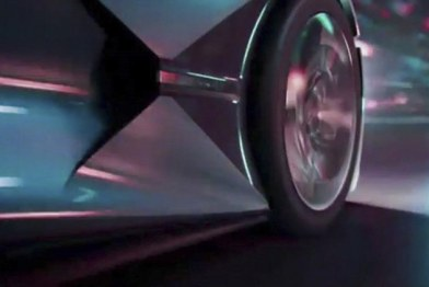 DS全新电动概念车预告图发布,北京车展亮相