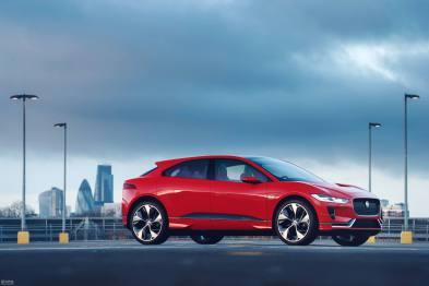 捷豹首款全电动汽车 I-Pace将发布 150万英里测试完成