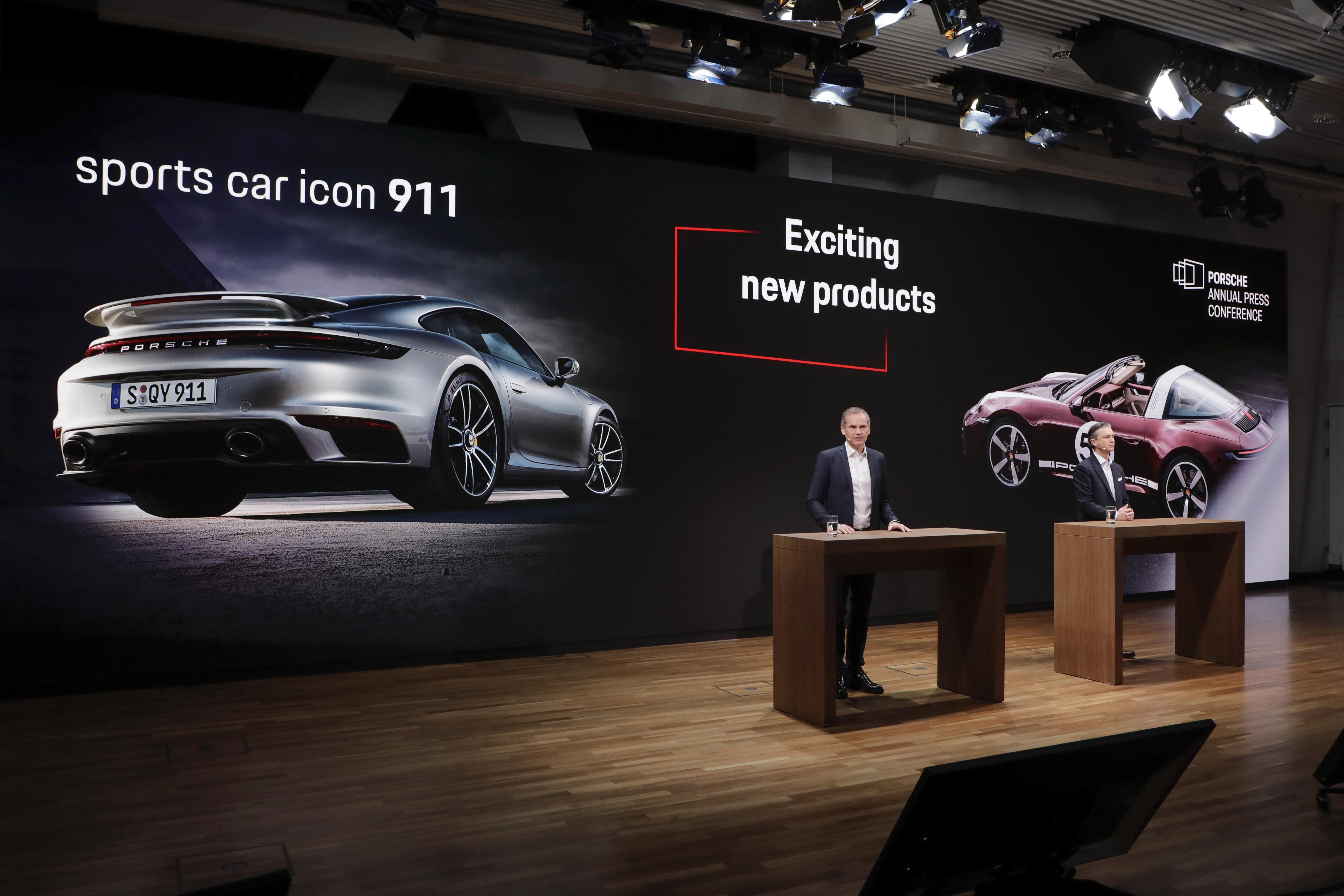 保时捷2020年报:营收创历史新高,下一款纯电产品为Macan