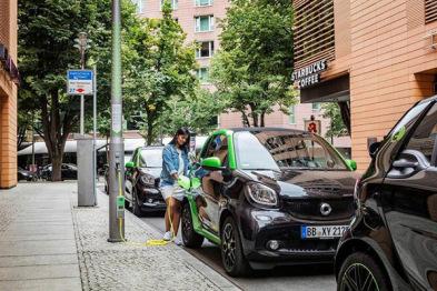 从明年开始,奔驰Smart所有车型都将有电动版