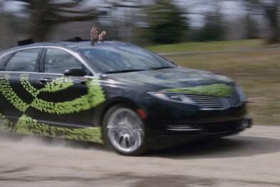 英伟达自动驾驶汽车获批在加州公共道路测试