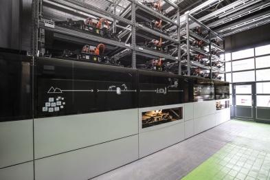 奥迪在柏林EUREF园区设置多用途蓄电设施