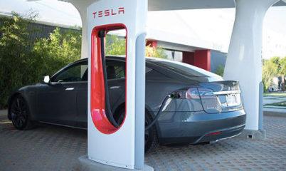 交车在即,Tesla公布在华充电和维修规划