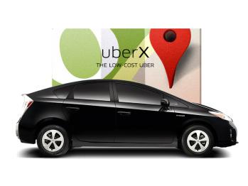 谷歌地图新增Uber入口,Google Ventures在撑腰?