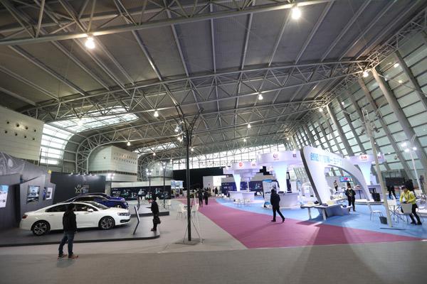 LINC Carsmas Day全球汽车创新嘉年华场馆