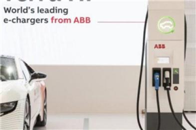 ABB发布Terra HP充电系统