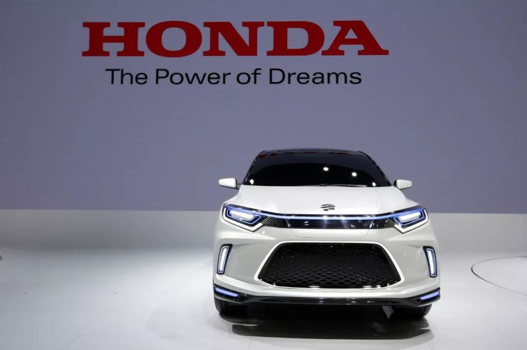 广汽本田的理念EV已经上市