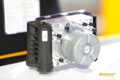 大陆集团发布CAirS空气供给系统,已批量应用蔚来汽车