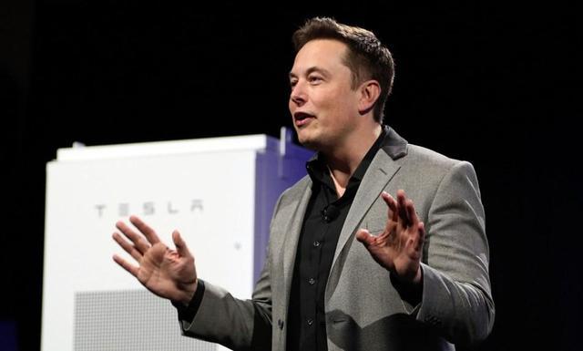 特斯拉创始人兼CEO 伊隆马斯克(Elon Musk)