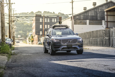 Uber或在日本部署自动驾驶网约车