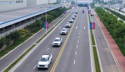 自动驾驶公司激战无人物流赛道