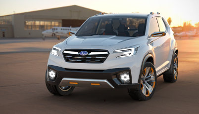 斯巴鲁首款电动车将上市,有望引入国内