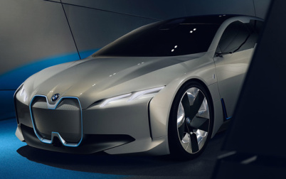 宝马发布iNext EV升级车型,续航700公里具备L3级自动驾驶功能