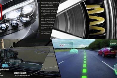 四项最新汽车科技详细解读 更智能更高效
