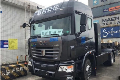 证实,银隆与联合卡车合作打造纯电动卡车
