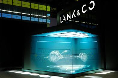 2021上海车展丨领克五周年:全新架构亮相,布局细分市场