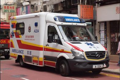 紧急警告系统公司用收音机预告救护车接近
