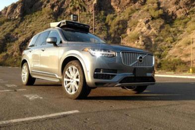 Uber自动驾驶汽车闯红灯主因是地图程序问题