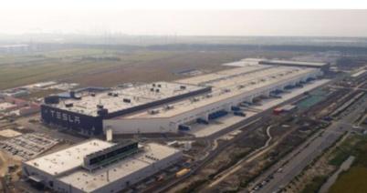 特斯拉上海超级工厂已开始建设Model Y生产厂房