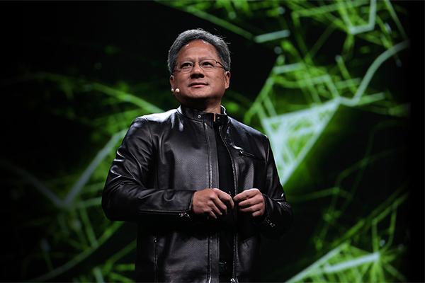 NVIDIA英伟达联合创始人兼首席执行官 黄仁勋(Jen-Hsun Huang)