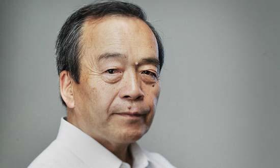 """被称作""""普锐斯之父""""的内山田竹志先生(Takeshi Uchiyamada)"""