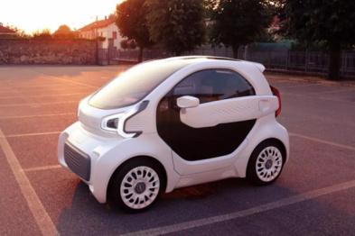 """这家名叫""""XEV""""的新造车公司,要造售价5万的3D打印电动车!"""
