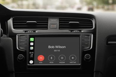 苹果新车载系统更新