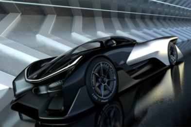 Faraday Future自动驾驶系统进行路试