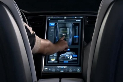 调查|在车载大屏上用导航,比用手机发微信还危险