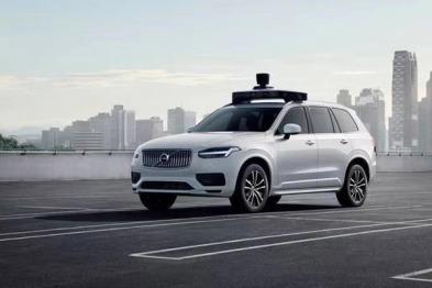 沃尔沃联手Uber开发的自动驾驶基础车型正式量产下线