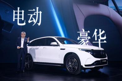 奔驰段建军:全新EQC纯电SUV的兼得与克制 | 创见