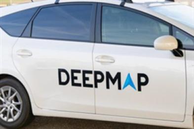 博世投资地图初创公司DeepMap,为实现安全自动驾驶赋能