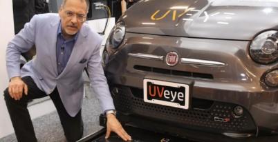 以色列初创UVeye推汽车扫描仪 可扫描出人眼观察不到的异常情况