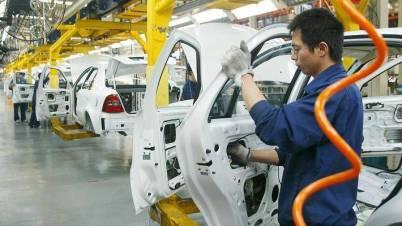 中國造車能力進化史
