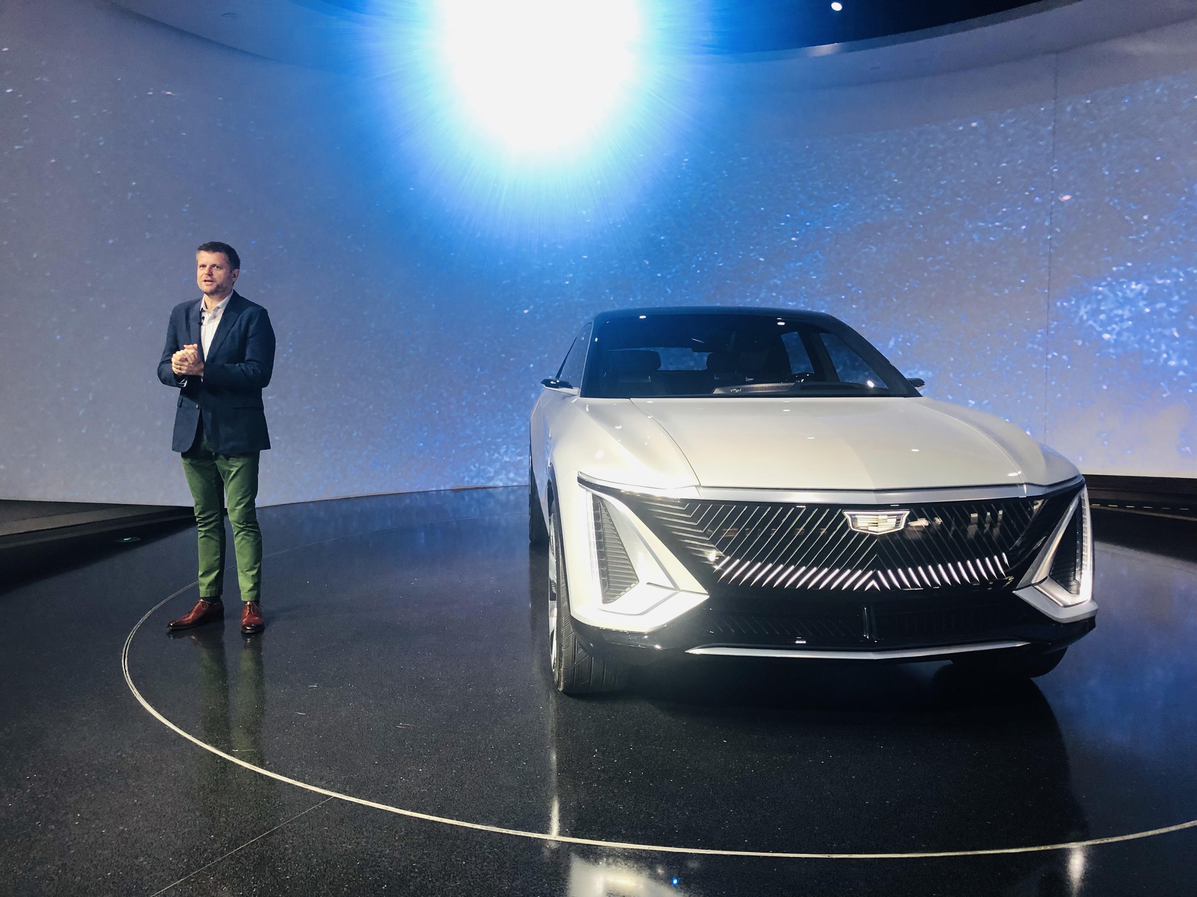 通用汽车中国及国际部设计副总裁 斯图尔特·诺里斯