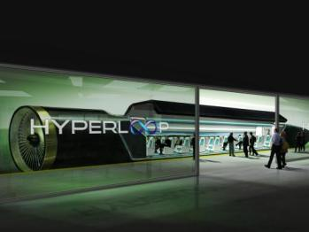 "Virgin Hyperloop One:""超級高鐵""離我們還有多遠?"