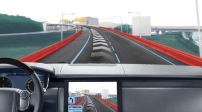 TomTom与EB合作为自动驾驶提供高清地图
