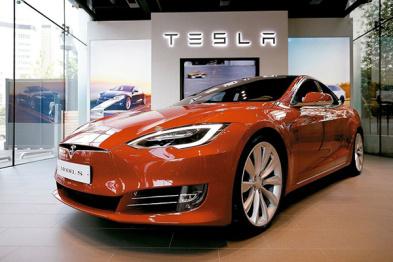 特斯拉在北京设立新能源研发公司