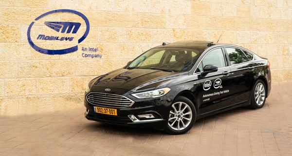 英特尔及其子公司Mobileye于2018年5月17日宣布,百辆自动驾驶车队已在耶路撒冷开始第一阶段测试