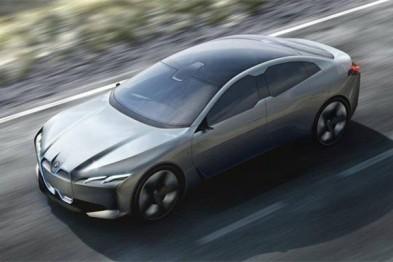 宝马i4或将推出两动力版本,高版本预计搭载80kWh电池组