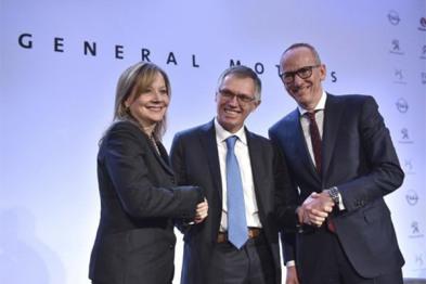 标致雪铁龙收购欧宝品牌获欧盟批准
