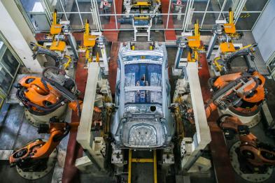 智慧工厂是怎样炼成的?来看大众汽车的中国样板