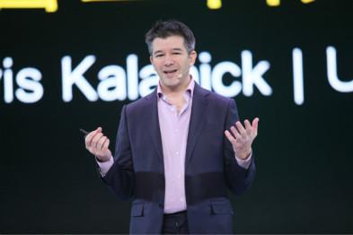Uber全球CEO:创业是极客的「自我救赎」