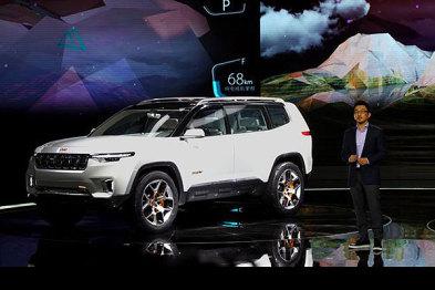 """理解Jeep云图概念车,仅看到""""SUV产品趋势""""就肤浅了"""