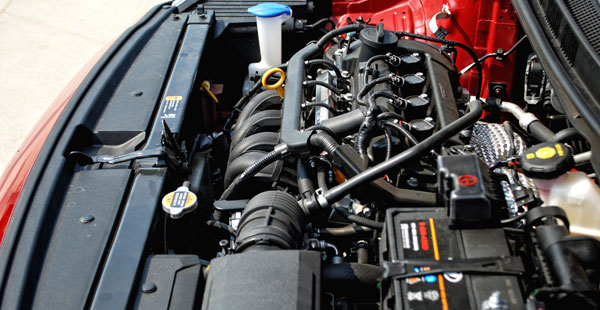 73kW的卡帕1.4L发动机