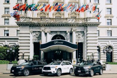 Zoox本周将在旧金山提供自动驾驶服务